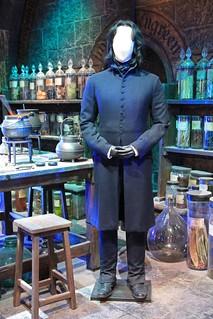 Snape Vestimenta y Escenario