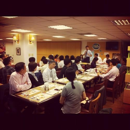 BNI長勝分會:今天是來賓日,來了14位來賓 by bangdoll@flickr