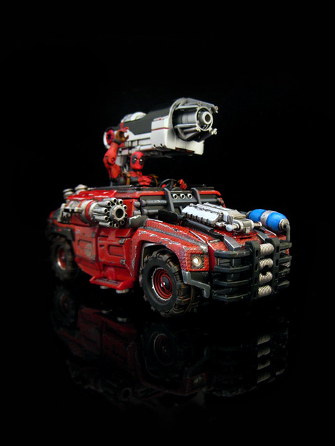 Deadpool Exo-Suit (alt mode 7)