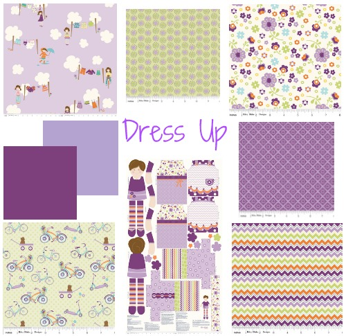 Dress Up Days Giveaway for Friday --from Skye Reve Fabrics