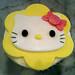 Hello Kitty Jumbo Cupcake - <span>www.cupcakebite.com</span>