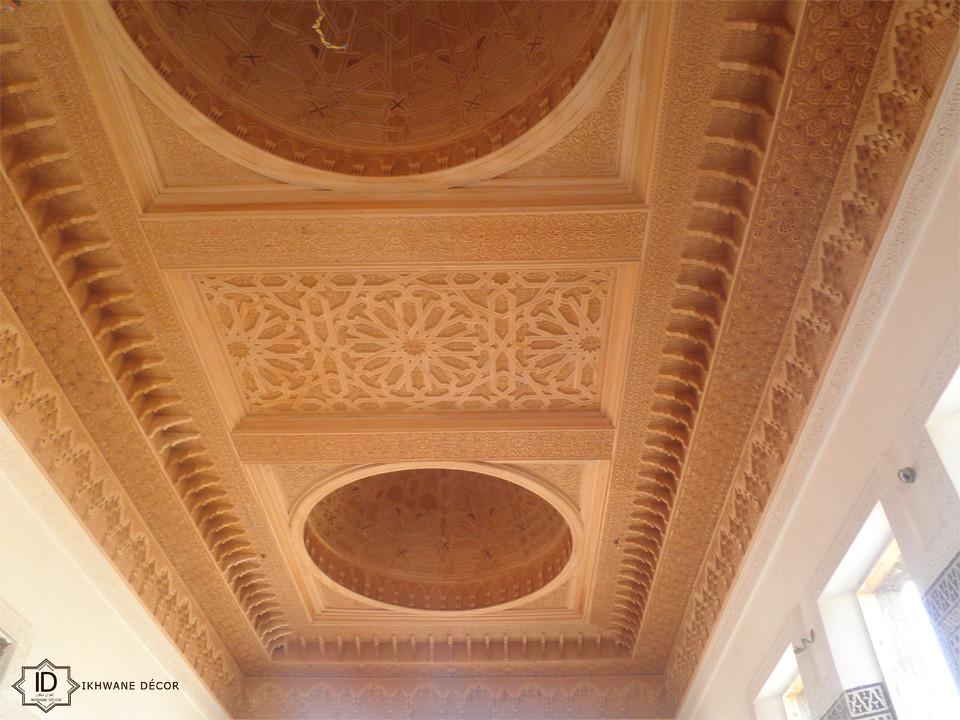 ikhwan decor faux plafond maroc olympus digital camera. Black Bedroom Furniture Sets. Home Design Ideas