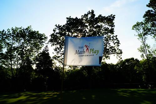 green sunrise golf flag golfcourse lpga hamiltonfarm gladstonenj golfcoursegreen hamiltonfarmgolfclub sonyslta65v lpgasybasematchplaychampionship sybaseflag