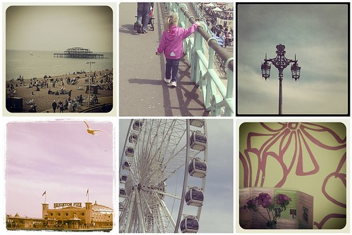 Brighton Instagram by PhotoPuddle