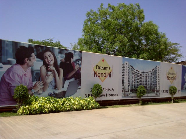 Posters of Dreams Nandini Manjri - Visit Dreams Avani, 1 BHK & 2 BHK Flats on Shewalewadi Road, near Manjri Stud Farm, off Pune Solapur Highway, at Manjri Budruk Pune, 412 307