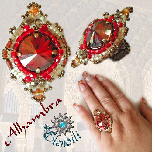 Anillo Alhambra by **Elendili**