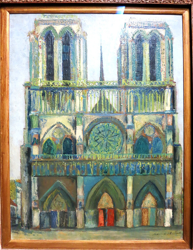 Maurice Utrillo, Notre Dame