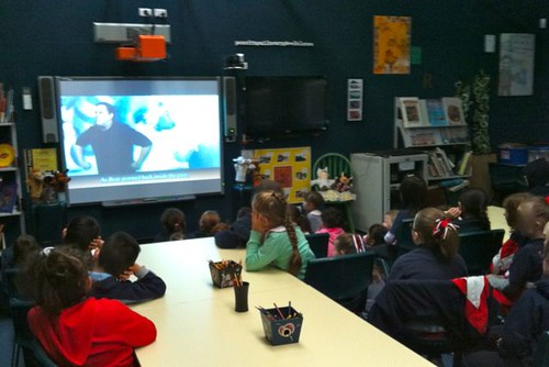 NSS National Simultaneous Storytime 2012
