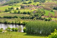 Paysage du Périgord ~  Perigord Landscape