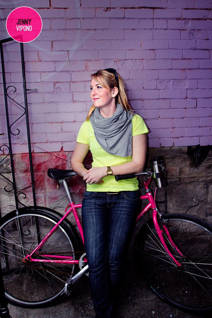 Jenny V - Ottawa Velo Vogue