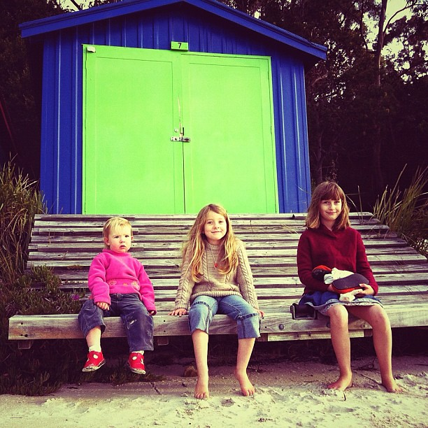 3 Sisters. #boathouse #tasmania