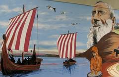 Ellice Avenue Icelandic Mural
