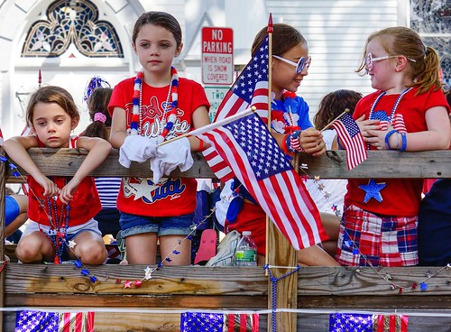Memorial Day Parade, Freehold NJ - Float