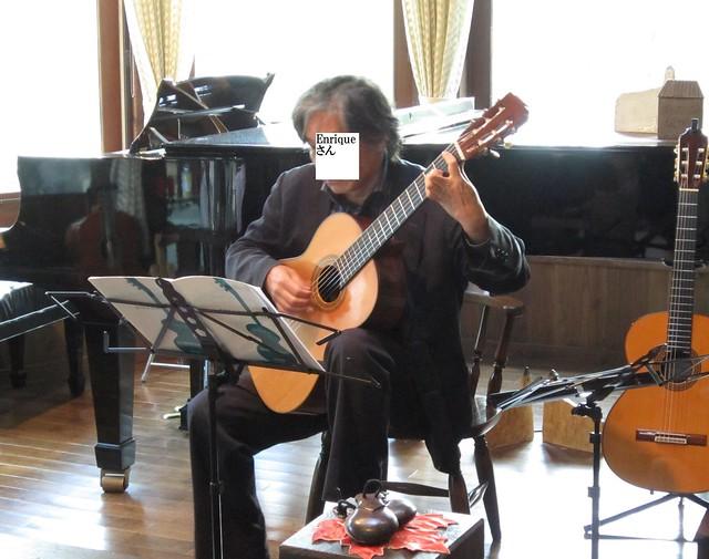 Photo:Enriqueさんのソロ 2012年5月26日 By Poran111