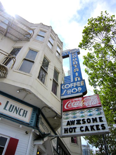 It's Tops San Francisco - Vintage Sign