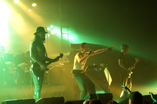 Jane's Addiction, The Fillmore Auditorium, Denver 5/30/12