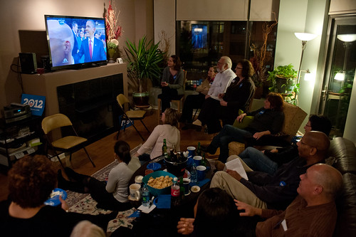 State of the Union Watch Party 01/24/12