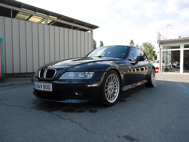 M52B28 Z3 Coupe | Jet Black | Black