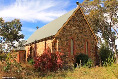 Holy Trinity Anglican Church, Wattle Flat, Near Sofala, NSW Central West