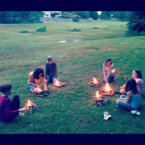 GS campfire