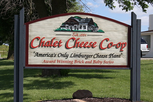 Chalet Cheese co-op, Monroe