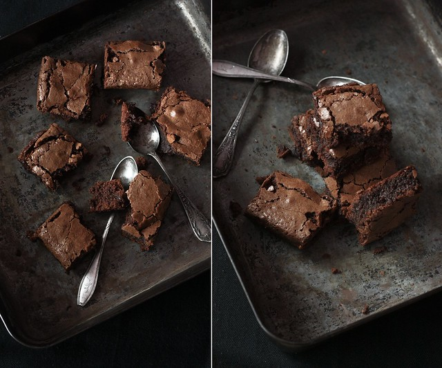 brownies with chili pepper