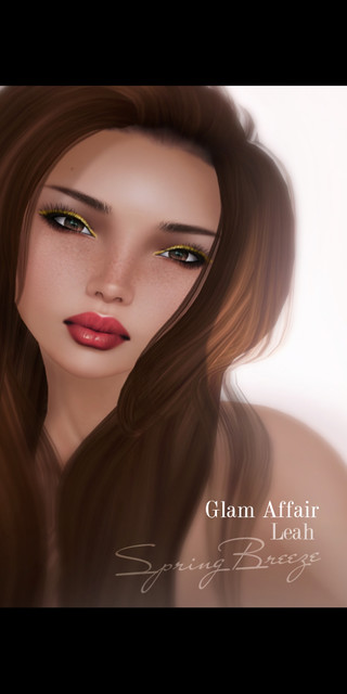 -Glam Affair- Leah - Spring Breeze AD