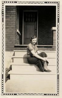 Merle Calnan Reynolds -1933