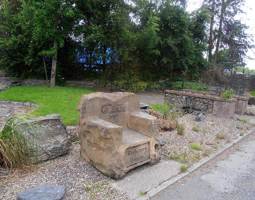 Rockcorry Stone Chair