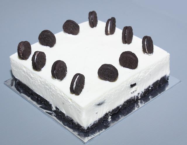 Oreo Cheesecake (Non Baked)