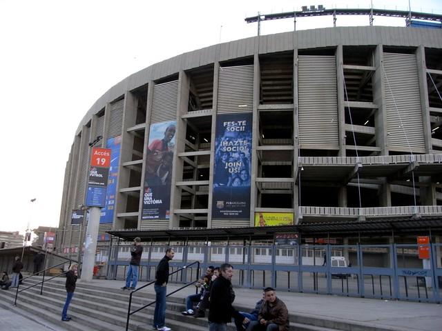 カンプ・ノウ Camp Nou