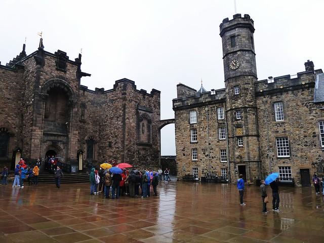 Crown Square, Edinburgh Castle