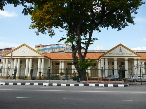 state assembly building