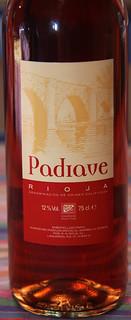 Padiave Rose Rioja