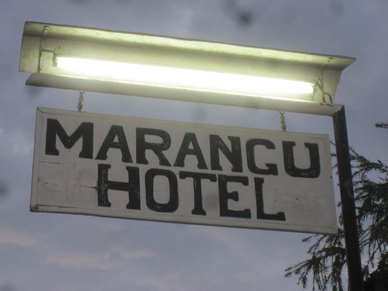 Marangu Hotel Tanzania