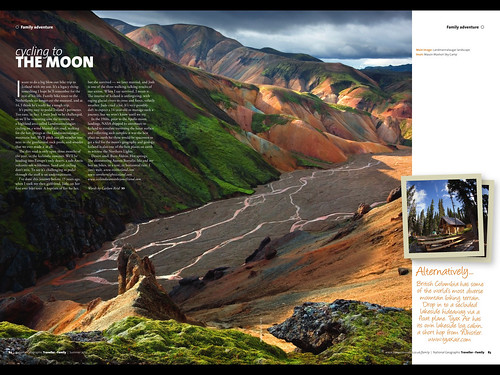 National Geographic Traveller Family Summer 2012 ICELAND