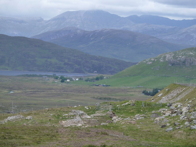 Wester Ross Scenery, Highlands