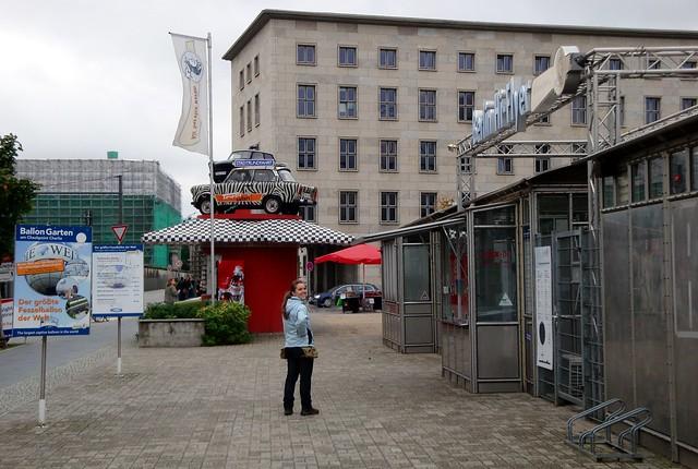"""Berlim de um """"balão"""""""