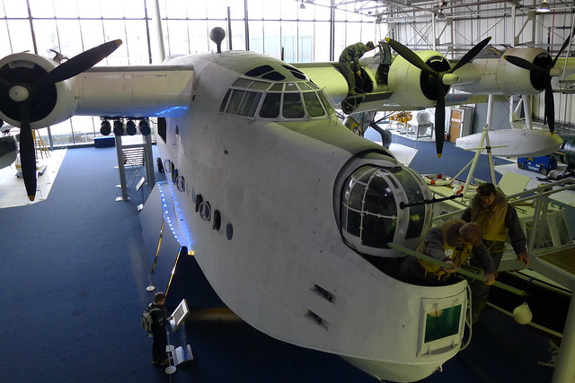 Short Sunderland MR.5