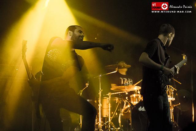 Equaleft, Moita Metal Fest 2014