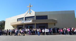 Festa reuniu representantes das 22 comunidades da paróquia