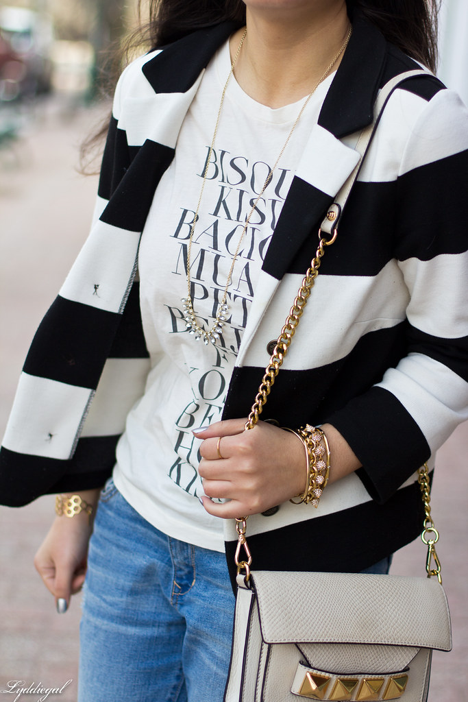 kisses tee, striped blazer-2.jpg