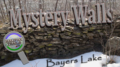 Bayers Lake Mystery Walls