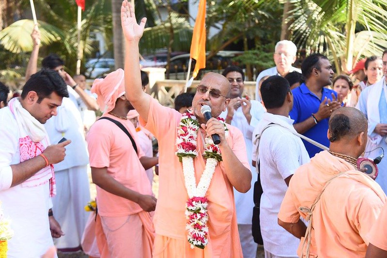 Sankirtan for Peace, Mumbai Apr 2016