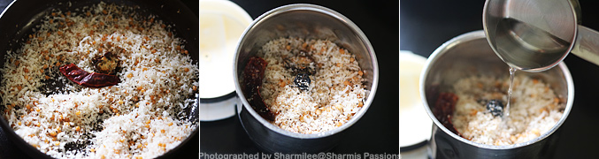How to make Tamarind Urad Dal Chtuney - Step3