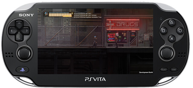Dex - PS Vita