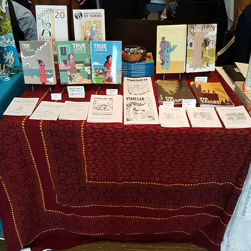 TCAF 2016 My Table
