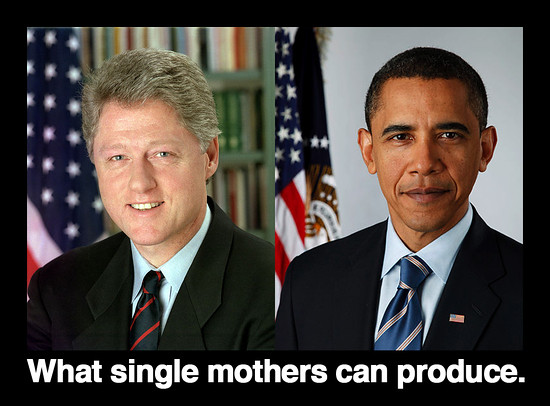 What Single Mothers Can Produce
