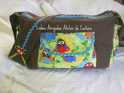 Saco de rua do moxo by ♥Linhas Arrojadas Atelier de costura♥Sonyaxana
