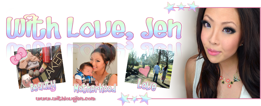 *☆彡With Love, Jen